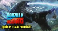 'Godzilla vs Kong': Director revela quién es el más fuerte.