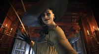 Lady Dimitrescu es el estandarte de Resident Evil Village y Capcom la ha convertido en toda una sensación mediante su campaña de publicidad en Asia./Fuente: Capcom.