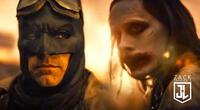 Zack Snyder quiso explorar la tensión sexual entre Batman y el Joker.