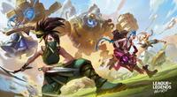 League of Legends: Wild Rift extiende su beta regional a América e incluye a 8 nuevos países entre los que se incluye Perú./Fuente: Riot Games.