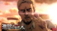 Tal como en el anime, el actor de voz de Reiner estuvo hospitalizado por el estrés