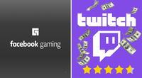 Twitch supera a Facebook en el ecosistema gamer.