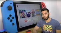 La Nintendo Switch gigante fue entregada a un hospital para infantes en Estados Unidos./Fuente: YouTube.
