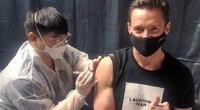 'Wolverine' incentiva a los demás a vacunarse contra el coronavirus.
