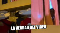 ¿Era armado? Se revela la verdad del vídeo viral de mariachis e infidelidad