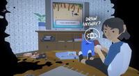 El autor del videojuego Before Your Eyes expuso la deplorable actitud de un inescrupuloso jugador./Fuente: GoodbyeWorld Games.