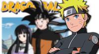 Ilustrador convierte a los personajes de Dragon Ball al estilo de Naruto.
