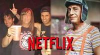El 'chavo metalero' estaría en conversaciones con Netflix.