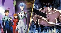Director de Ghost in the Shell asegura que autor de Evangelion sólo está interesa en el lado comercial del anime