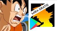 Una app llamada Ball Dragon Super se volvió tendencia luego de que su desarrolladora respondiera con insultos las críticas negativas de los usuarios./Fuente: Composición.