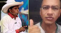 Usuario desata polémica por comentarios hacia votantes de Castillo.
