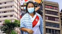 TikTok: Vecinos se enfrentan por la candidatura de Keiko Fujimori.