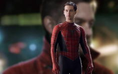 Spider-man 3 : Así se vería Tobey Maguire con su traje y apariencia madura como el Hombre Araña