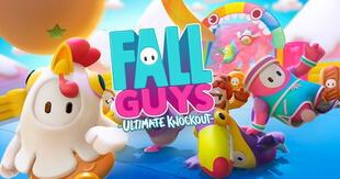 A tan solo 3 días de su lanzamiento, Fall Guys: Ultimate Knockout se ha convertido en la nueva sensación de Internet. | Fuente: Devolver Digital/Mediatonic.