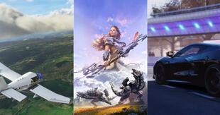 NVIDIA comparte su lista de videojuegos de PC para agosto recomendados además de los requerimientos para su correcto funcionamiento. | Fuente:  Composición.
