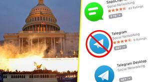 Apple eliminaría Telegram de la App Store por 'incitación al odio'.