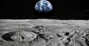 Las dos gigantes de los viajes especiales se preparan para una misión que preparará el camino para el futuro de la exploración espacial./Fuente: NASA.