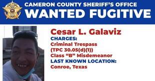 Cesar L. Galaviz, dueño del canal de YouTube Loco VlogS, está siendo buscado por la Policía tras ingresar ilegalmente a la base de SpaceX./Fuente: Twitter.
