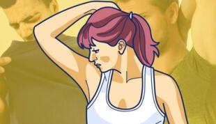3 efectivos trucos para eliminar el mal olor del sudor