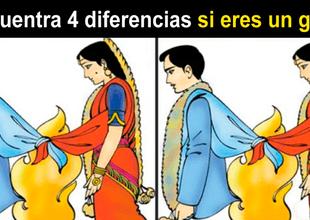 ¿Podrás hallar todas las diferencias? El test de agudeza visual que pocos logran pasar