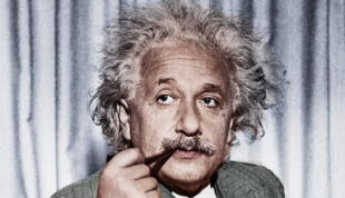 Los excéntricos hábitos de Albert Einstein