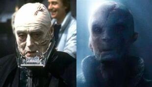Star Wars: ¿El Líder Supremo Snoke es el gemelo maligno de Anakin Skywalker?