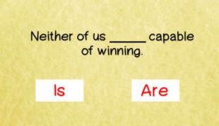 ¿Te consideras bueno en inglés? Un sencillo test que solo el 7% logra pasar invicto