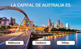 Responde sobre capitales de estos 20 países