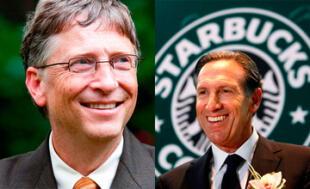 El primer trabajo de los 10 multimillonarios más exitosos de los últimos tiempos