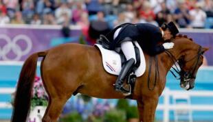 La representante de Países Bajos sacrificó su participación en Río 2016 por la salud de su caballo