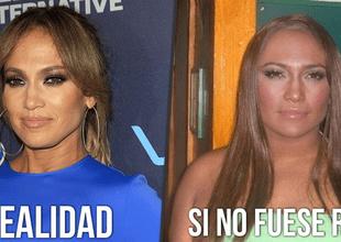 Jennifer López tiene 48 años pero luce más sensual que nunca.