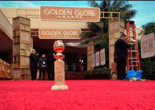 Así se vive la alfombra roja de lo golden globes 2016