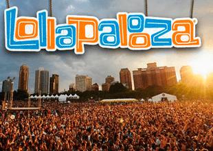 Lollapalooza 2015.