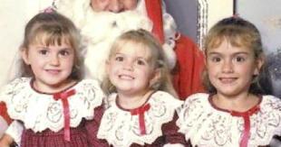 Estas felices niñas jamás imaginaron el desgarrador futuro que les esperaba
