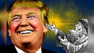 Las sorprendentes revelaciones de Nostradamus sobre las consecuencias del gobierno de Donald Trump