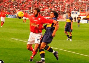 Fue la última visita de Boca Juniors al Perú