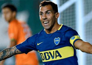 Tevez llegará con Boca Juniors para enfrentar a Alianza Lima