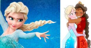 La directora de Frozen habló