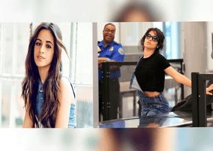 Camila Cabello se preparaba para volar a Argentina, donde brindará un concierto