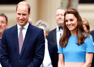 La pareja real británica sigue un protocolo muy conservador sobre su imagen
