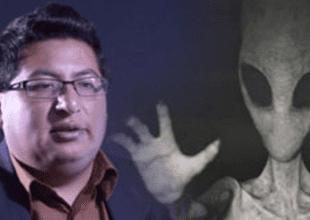 boliviano asegura tener sangre de un alienígena.