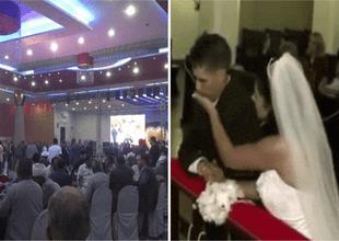 Desenlace de boda dio la vuelta al mundo.