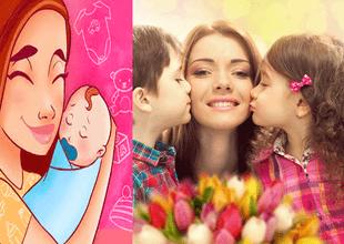 Perú y 34 países más celebran este 13 de mayo el Día de la Madre
