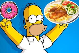 El cerebro se activa rápido cuando comemos lo que nos gusta.