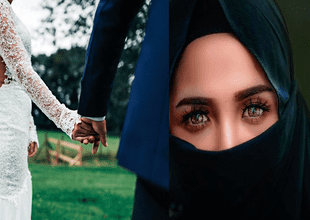 Hombre vio el rostro de su esposa por primera vez y pidió el divorcio