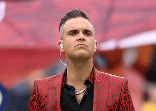 Robbie Williams confesó que cree tener el síndrome de Asperger