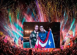 Es la primera presentación en español registrada en una edición del Tomorrowland.