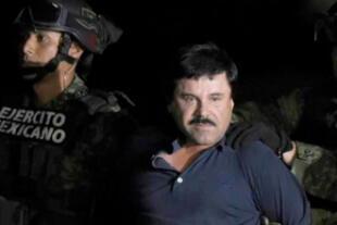 """""""Aislado y enfermo"""", así son los días del 'Chapo' en Estados Unidos."""