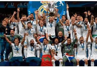 El Real Madrid es campeón en las últimas 3 ediciones del máximo torneo a nivel de clubes.