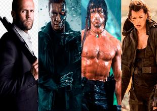 """""""Terminator"""", """"Rambo"""" o """"Alice"""" tiene como característica en común ser unas personajes sanguinarios."""